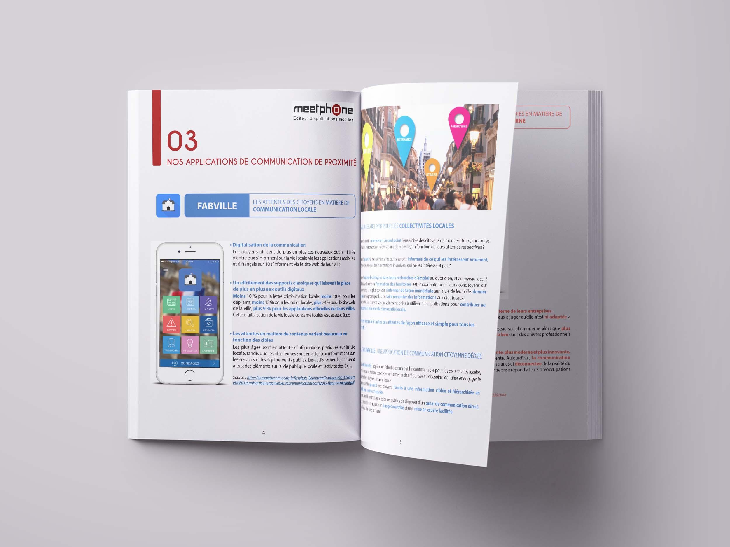 communication visuelle et production audiovisuelle, graphisme, application, téléphone, plaquette - brochures, 2CO Image